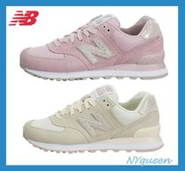 日本未入荷 ★ New Balance 574 Shattered Pearl スエード