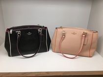 【COACH】新作☆SMALL CHRISTIE CARRYALL 2way F20476☆