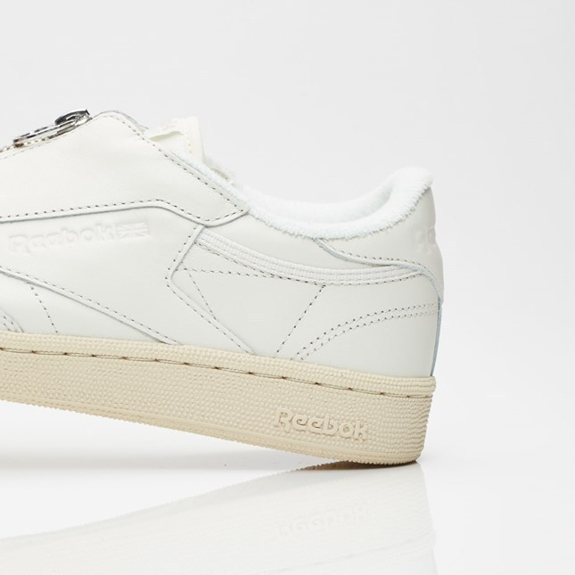 【送料無料】Reebok  Club C 85 Zip