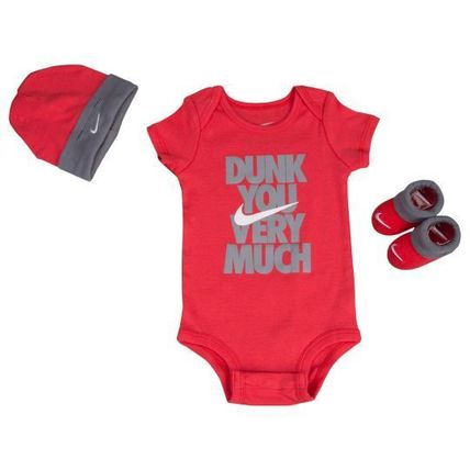 Nike Graphic 3 Piece Onesie Set - Boys Infant