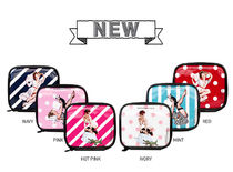 Marianne kate(マリアンケイト) メイクポーチ ★Marianne Kate★ Hello Ladies Multi Pouch M