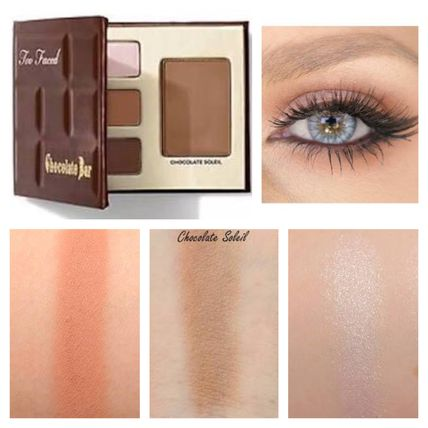 Too Faced ☆ ミニ Deluxe チョコレートバー パレット