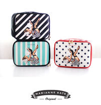 Marianne kate(マリアンケイト) トラベルポーチ ★Marianne Kate★ Lucky Dog Multi Bag L