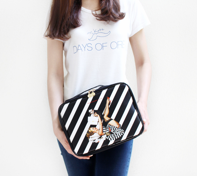 ★Marianne Kate★ Lucky Dog Multi Bag L