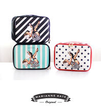 Marianne kate(マリアンケイト) メイクポーチ ★Marianne Kate★ Lucky Dog Multi Bag M