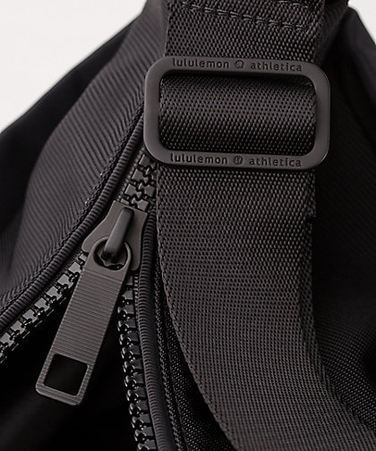 lululemon☆Carry the Day Bag ジムバッグ トートバッグblack