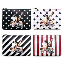 Marianne kate(マリアンケイト) メイクポーチ ★Marianne Kate★ Lucky Dog Pouch M