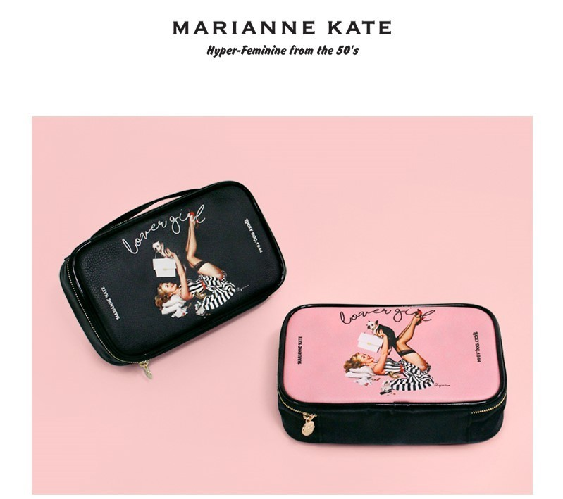 ★Marianne kate★ ラバーガールポーチ