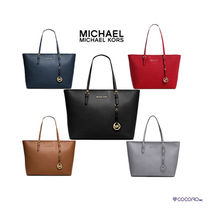 新作 MICHAEL KORS JET SET TRAVEL SAFFIANO 30S4GTVT2L 4color