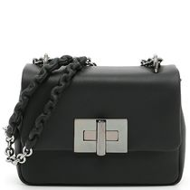 17-18AW TF057 SMALL NATALIA CHAIN SHOULDER BAG
