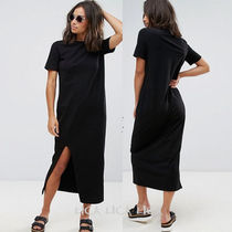 国内発送ASOS Ultimate T-Shirt Maxi Dress