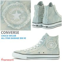 ★CONVERSE★CHUCK TAYLOR ALL STAR DAMAGE DM ダメージデニム