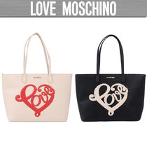 ★SALE★LOVE MOSCHINO☆トートバッグ