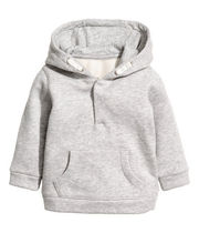 ★H&M BABY EXCLUSIVEフードつきパーカー