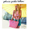 """Petunia Pickle Bottom"" DowntownTote マザーズバッグ 国内発送"