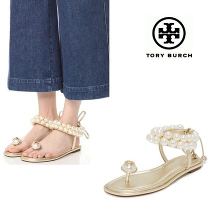 ☆Tory Burch☆Melody Ankle Strap Sandals