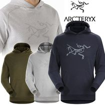 ARC'TERYX 17AW 最新作! ロゴ入りフーディー! 完売必至アイテム!