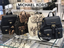 Michael Kors★8月新作★SUSIE SM BACKPACK 長財布OK*5色↑