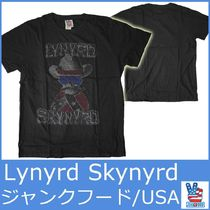 JUNK FOOD(ジャンクフード) Tシャツ・カットソー ジャンクフード tシャツ Lynyrd Skynyrd ロック JUNKFOOD 5182