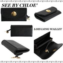 【関税送料込】Keyの飾りがCUTE◆See by Chloe◆LONG WALLET?