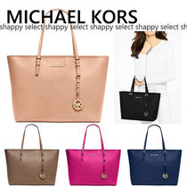 MICHAEL KORS★Top-Zip Large Tote 国内発送!関税込み 全5色