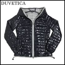 DUVETICA(デュベティカ) キッズアウター 【関税/送料込】DUVETICA NYLON DOWN JACKET 国内発送
