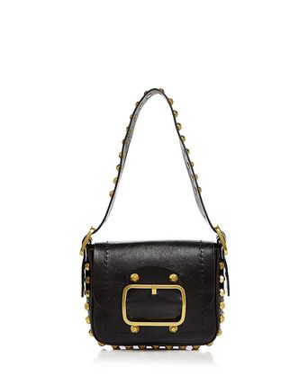Tory Burch☆Sawyer Studded Small Leather Shoulder Bag