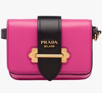 PR607 CAHIER FANNY PACK WITH METAL CHAIN