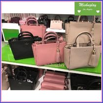 【kate spade】上品なタッセル付♪嬉しい2wayバッグ small rorie