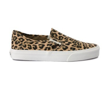 【国内正規品】VANS SLIP-ON SF  VN0A38IKN54 (HEMP) LEOPARD