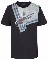 Louis Vuitton 新作 ルイヴィトン CANES Tシャツ コットン