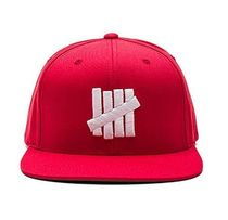 UNDEFEATED(アンディフィーテッド) 帽子その他 ■ UNDEFEATED(アンディフィーテッド) 5 STRIKE CAP Red