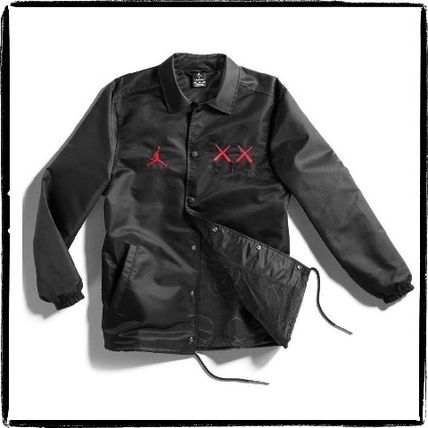 Nike ジャケットその他 【日本未入荷】KAWS COMPANION X AIR JORDAN COACHES JACKET