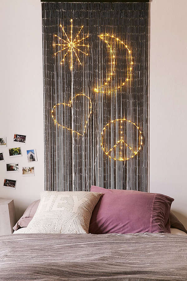 Urban Outfitters☆Geo Moon Light Sculpture☆