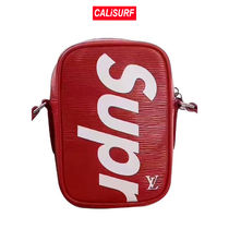 LOUIS VUITTON(ルイヴィトン)/SUPREME SHOULDER BAG/red