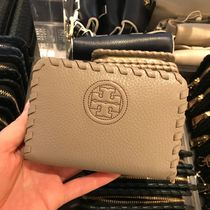 Tory Burch コインケース★Marion Zip Coin Case★グレー