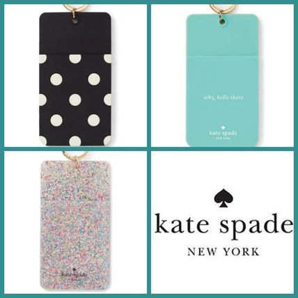 kate spade why hello there ID クリップ★送料込