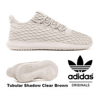 大人気!Adidas Tubular Shadow Quilting Clear Brown