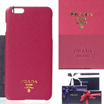 【国内発送】PRADA OUTLET!  1ZH007 iPHONE6 Plus/6S Plusケース