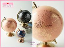 18AW☆最安値*関税送料込【Anthro】Decorative Globe Pink:L