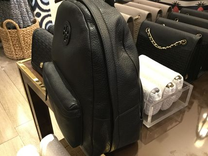 Tory Burch バックパック・リュック SALE!!【TORY BURCH】Leather Backpack(4)
