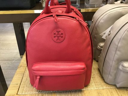Tory Burch バックパック・リュック SALE!!【TORY BURCH】Leather Backpack(9)