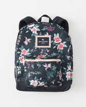 Abercrombie & Fitch(アバクロ) バックパック・リュック 【アバクロキッズ】新作! ヘラジカ模様が可愛い!logo backpack
