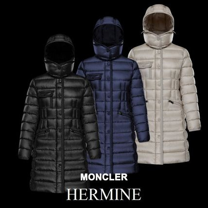 MONCLER ダウンジャケット・コート 17-18AW Moncler HERMINE