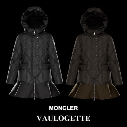 MONCLER ダウンジャケット・コート 17-18AW Moncler VAULOGETTE