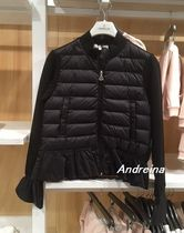 17/18AW MONCLER☆MAGLIA CARDIGAN☆ブラック12A14A☆大人もOK