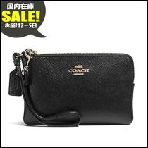 Coach(コーチ) 財布・小物その他 即納★コーチ 折り財布 Soft Wallet 57768 LIBLK ブラック