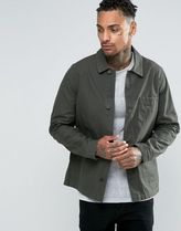 ASOS(エイソス) アウターその他 関税・送料込み ASOS Military Style Jacket In Khaki 先取り