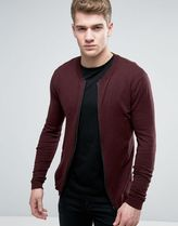 ASOS(エイソス) アウターその他 関税・送料込み ASOS Knitted Cotton Bomber Jacket in M 先取り