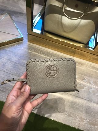 Tory Burch 財布・小物その他 即発 TORY BURCH★キーリング付き MARION ZIP COIN CASE(6)
